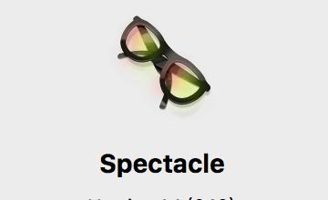 调整Mac下软件窗口位置大小的工具:Spectacle