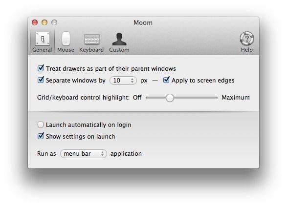 f769e22846ff024ff8e0a6c79ac5ccd9 Moom   Mac系统自定义窗口大小的软件 窗口 Moom MAC