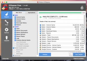 CCleaner For Mac1 300x210 CCleaner PRO 1.15 For Mac   系统垃圾清理工具 系统 清理 免费 优化 MAC CCleaner