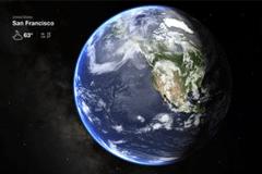 Living Earth 特别版 - Mac上实时地球天气预报
