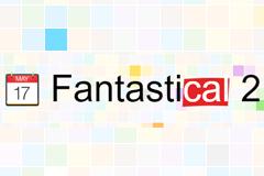 Fantastical 2.5.12 - Mac口碑极佳的日历应用
