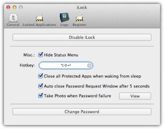 iLock 570x448 iLock 2.4   Mac的程序密码锁,保护隐私 隐私 程序 密码 MAC iLock