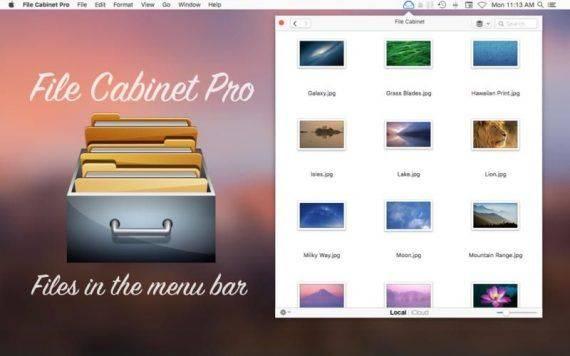 File Cabinet Pro 6.4 特别版   Mac的文件快捷管理软件 管理 文件 MAC File Cabinet Pro