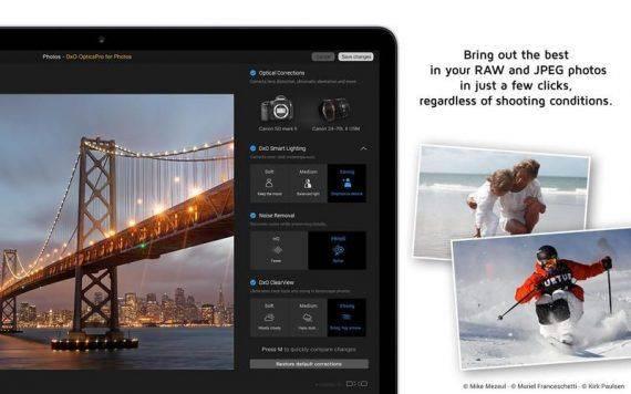 [限时免费] DxO OpticsPro 11   专注于 RAW 格式图像文件处理 限时免费 图像 RAW DxO OpticsPro 11