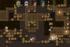 [限时免费] 《Absoloot》 像素风格动作冒险游戏