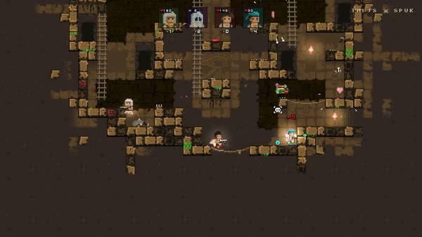 [限时免费] 《Absoloot》 像素风格动作冒险游戏 Windows软件 第4张
