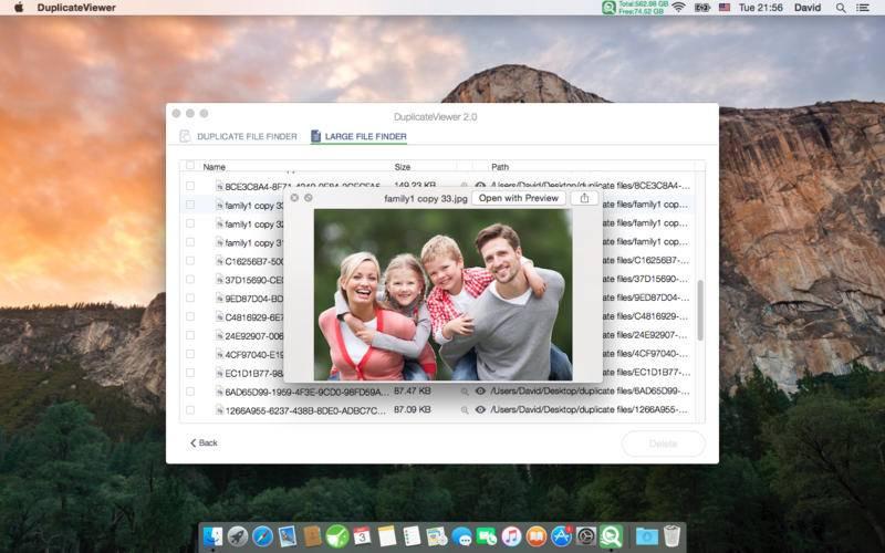 [限时免费] DuplicateViewer – Mac删除重复文件,释放空间 MAC软件 第1张