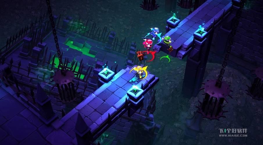 [限时免费] 《超级地牢兄弟》地牢闯关动作冒险游戏 Windows软件 第4张