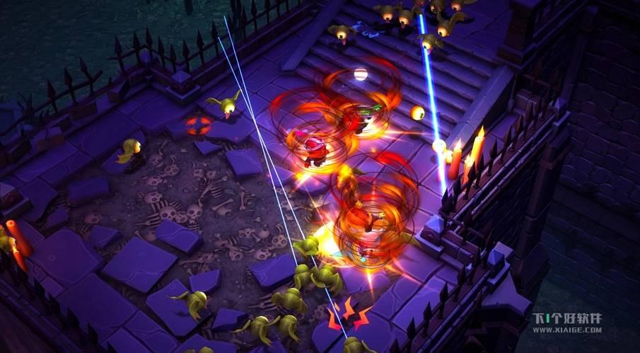 [限时免费] 《超级地牢兄弟》地牢闯关动作冒险游戏 Windows软件 第5张