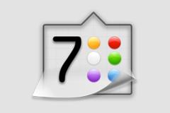 [限时免费] popCalendar – Mac菜单栏弹出日历软件
