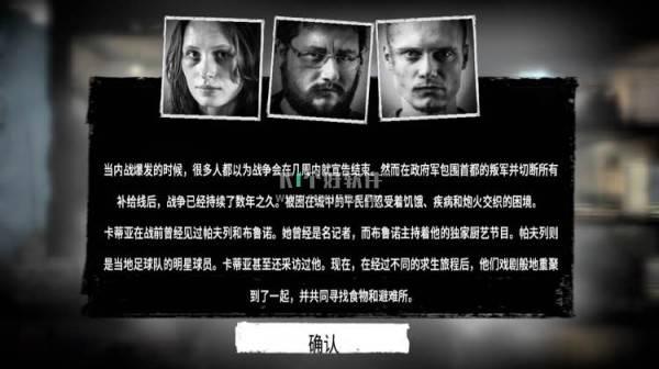 《我的战争》(This War Of Mine) For Mac 中文版下载 MAC软件 第4张