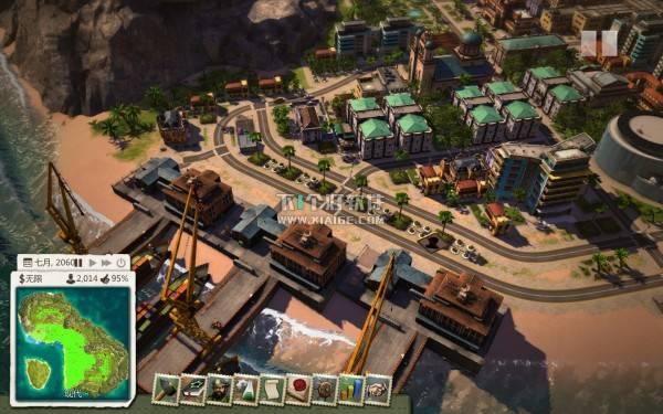 海岛大亨5 (Tropico5) 简体中文 For Mac 下载 MAC软件 第1张