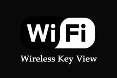 Wireless Key View 绿色汉化版 – 找回忘记的wifi密码