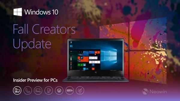 20170927 065548 619 Windows 10秋季创意者更新Build 16299 Windows 10