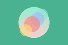 安卓图标包:air,小清新圆形风格