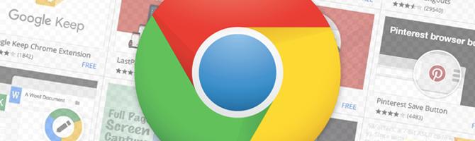 Chrome浏览器必备的扩展/插件推荐