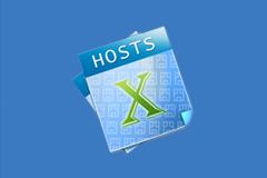 如何编辑Hosts文件?HostsX - Hosts文件编辑专用工具