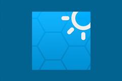 [限时免费] 蜂巢天气 - 干净、简单的天气预报APP