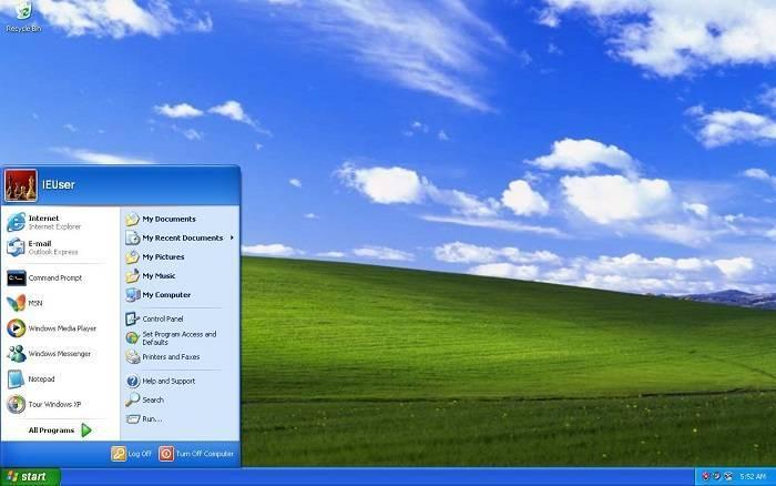 63e7d7c9f1f3eff 还有人在用吗?Windows XP迎来16周岁生日