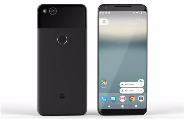 谷歌Pixel 2 预购火热,现货机型已被预订一空 热点资讯 第1张