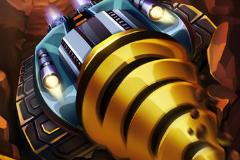[限时免费] 疯狂的钻机 - 简单有趣的休闲游戏