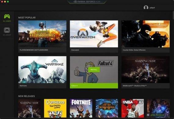 fb62e3028167b2c 1 570x390 Mac也可以吃鸡了:英伟达发布 GeForce NOW 让 Mac 玩 PC 游戏