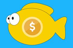 [试玩APP赚钱] 小鱼赚钱下载 - 支付宝提现/10元提现