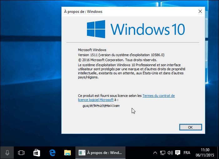 28f1420ef9f5ce3 微软对 Windows 10 1511 支持 延期至 2018 年 4 月份