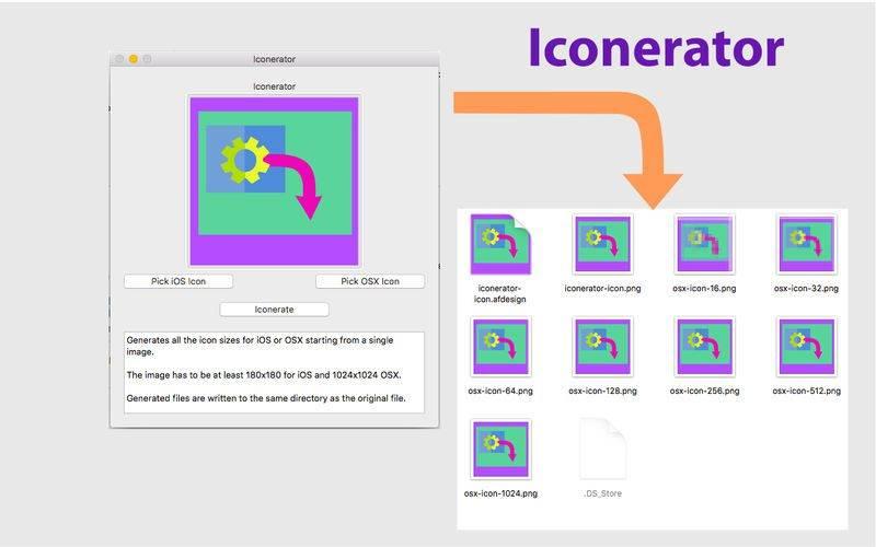 800x500bb 11 800x500 [限时免费] Iconerator   将图片生成 iOS 和 macOS 图标 限时免费 图标 Mac限时免费 Iconerator