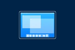 [限时免费] Re:Desktop – Mac一键隐藏所有窗口