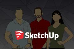 Sketchup 2019 v19.3.255 中文特别版下载 - 谷歌出品3D建模软件