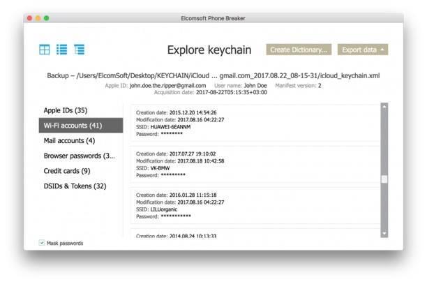1338a0e24b0d7be 俄罗斯安全公司:iOS 11加密备份比以前更容易破解