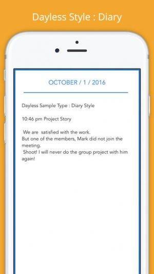392x696bb 1 16 300x533 [限时免费] Dayless   iOS简简单单的记录日记 限时免费 日记 ios限时免费 iOS Dayless