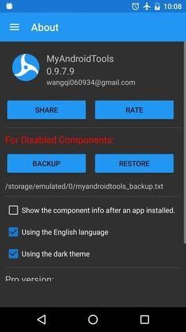 408649 1445307767 1193 写轮眼 1.6.0.0 专业特别版   调教各大安卓流氓软件 安卓 My Android Tools