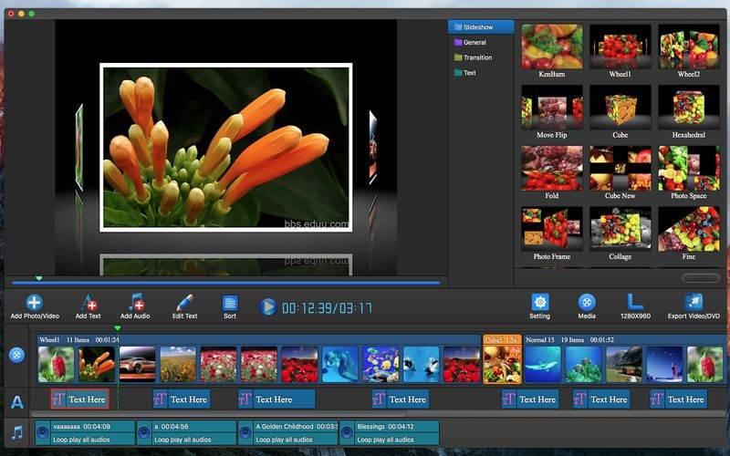 800x500bb 800x500 [限时免费] Photo Slideshow   Mac将照片制作成为视频相册 限时免费 视频相册 Photo Slideshow Mac限时免费 MAC