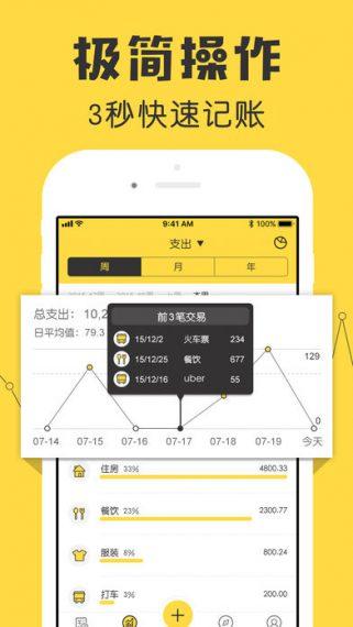 392x696bb 4 1 321x570 [限时免费] 鲨鱼记账 Pro   iOS专业的生活记账软件 鲨鱼记账 Pro 限时免费 生活记账 ios限时免费