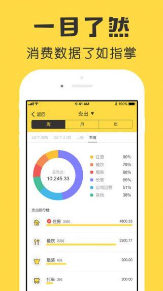 392x696bb 6 321x570 [限时免费] 鲨鱼记账 Pro   iOS专业的生活记账软件 鲨鱼记账 Pro 限时免费 生活记账 ios限时免费