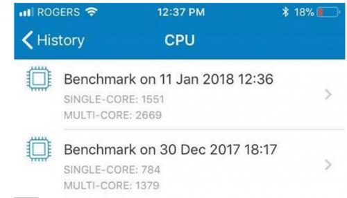 3bb6387b99666b5 用户:被降频的iPhone 6,换电池后快多了 iPhone 6