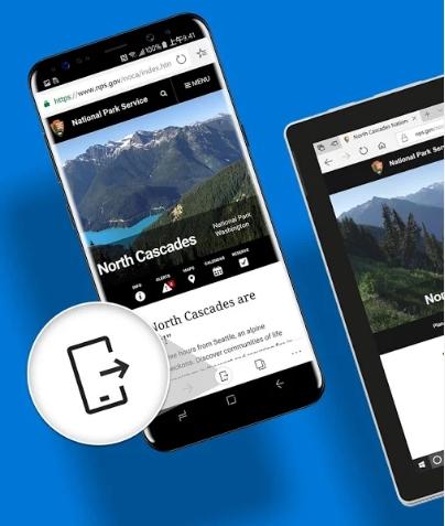 Edge浏览器最新版:支持安卓8.0自适应图标 热点资讯 第2张