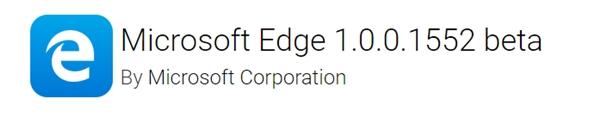 Edge浏览器最新版:支持安卓8.0自适应图标 热点资讯 第1张