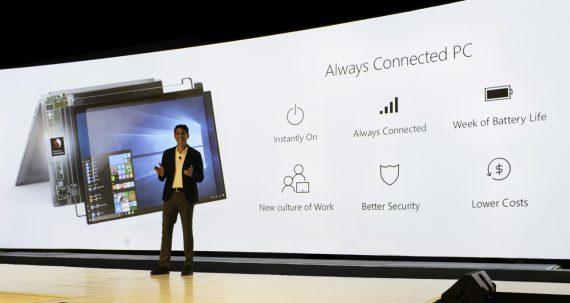 windows 10 arm devices 570x303 中国电信加入 Windows 10 on ARM 支持运营商