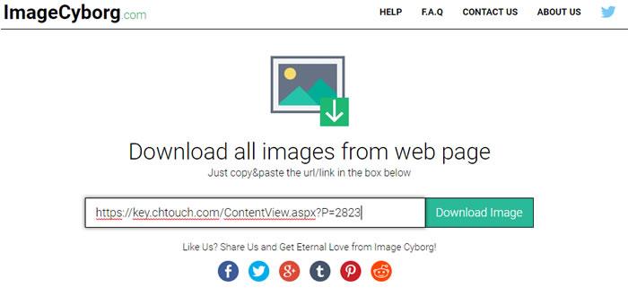 ReadImage 2 ImageCyborg   在线输入网址打包下载页面所有图片 批量下载图片 ImageCyborg