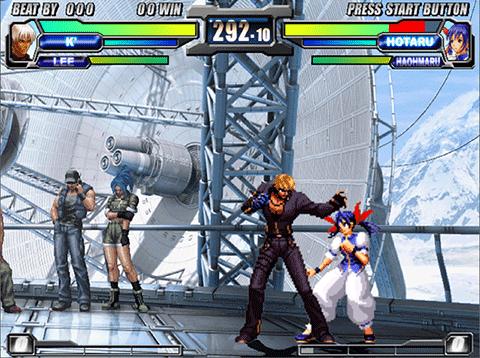 ps2kof2 [PS2] KOF拳皇全系列下载+PS2模拟器 拳皇 VIP专享 PS2游戏 PS2 KOF