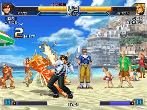 ps2kof3 300x224 [PS2] KOF拳皇全系列下载+PS2模拟器 拳皇 VIP专享 PS2游戏 PS2 KOF