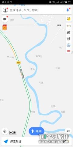 screenshot 2018 02 05 23 01 53 779 com.autonavi.m 高德地图 8.2.8 谷歌市场版   专业的手机地图,外出导航必备 高德地图谷歌市场版 高德地图 手机地图 导航