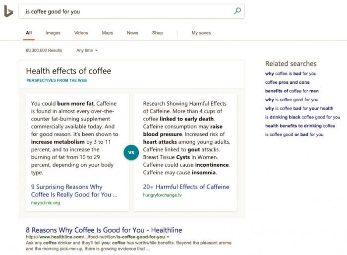 1fa7c3bbca6a155 Bing优化搜索体验:鼠标悬停术语可显示定义 Bing