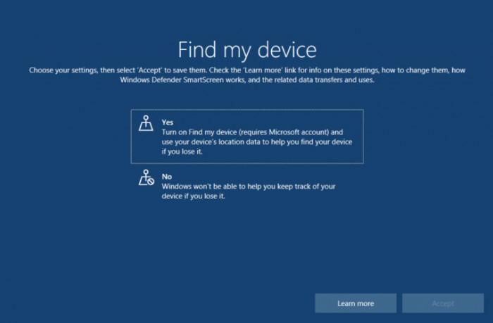 72fc4c4e5368762 来看看 Windows 10 新版隐私设置界面:调整和优化 Windows 10