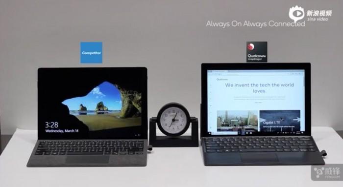 8913868a0d66c5e 骁龙835处理器的 Windows 电脑性能评测 Windows