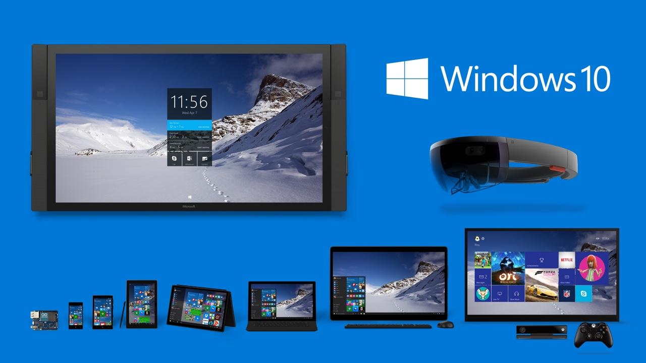 Windows 10 Family 微软表示 Windows 10 将有更多智能模式 Windows 10