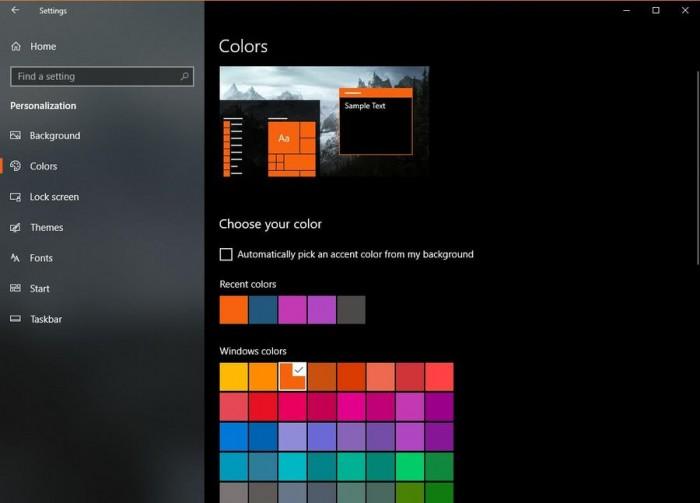 0bc1bb7cc37a0b6 Windows 10春季创作者更新的 Fluent Design 都有什么改变 Windows 10
